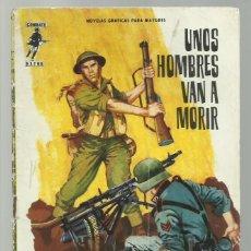 Tebeos: COMBATE EXTRA NÚMERO 1, 1963, FERMA, BUEN ESTADO. Lote 252210440