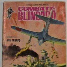 Tebeos: COMBATE BLINDADO Nº 148 - EDITORIAL FERMA AÑO 1962. Lote 253668055