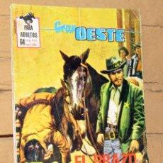 Tebeos: GRAN OESTE - EL BRAZO DE LA LEY - FERMA. Lote 253741570
