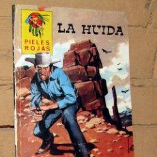 Tebeos: PIELES ROJAS - LA HUIDA - NOVELAS GRAFICAS PARA ADULTOS. Lote 253743430