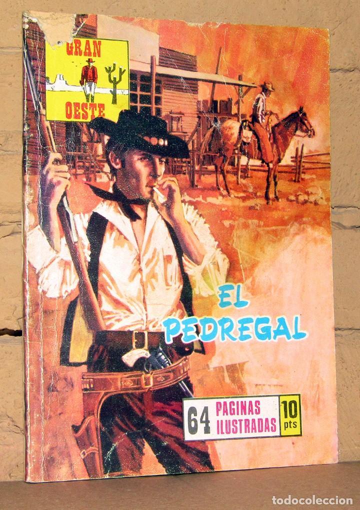 GRAN OESTE - EL PEDREGAL - FERMA (Tebeos y Comics - Ferma - Gran Oeste)