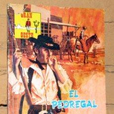 Tebeos: GRAN OESTE - EL PEDREGAL - FERMA. Lote 253743895