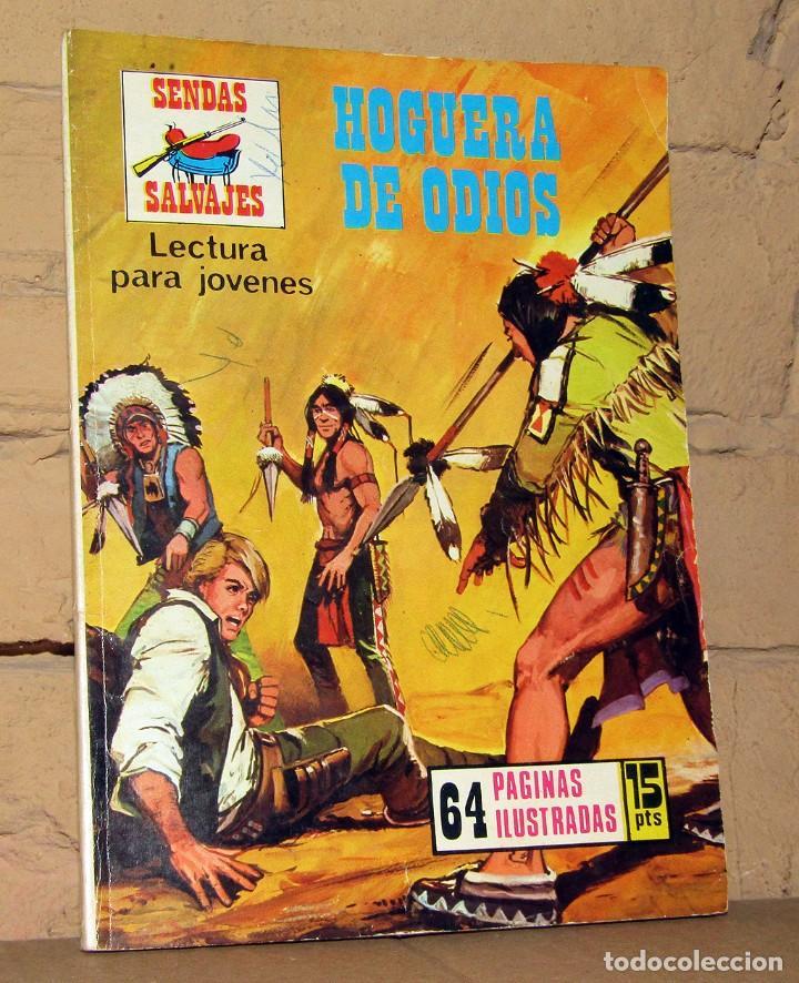 SENDAS SALVAJES - HOGUERA DE ODIOS - FERMA (Tebeos y Comics - Ferma - Otros)