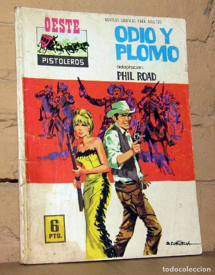 OESTE PISTOLEROS - ODIO Y PLOMO - FERMA (Tebeos y Comics - Ferma - Colosos de Oeste)