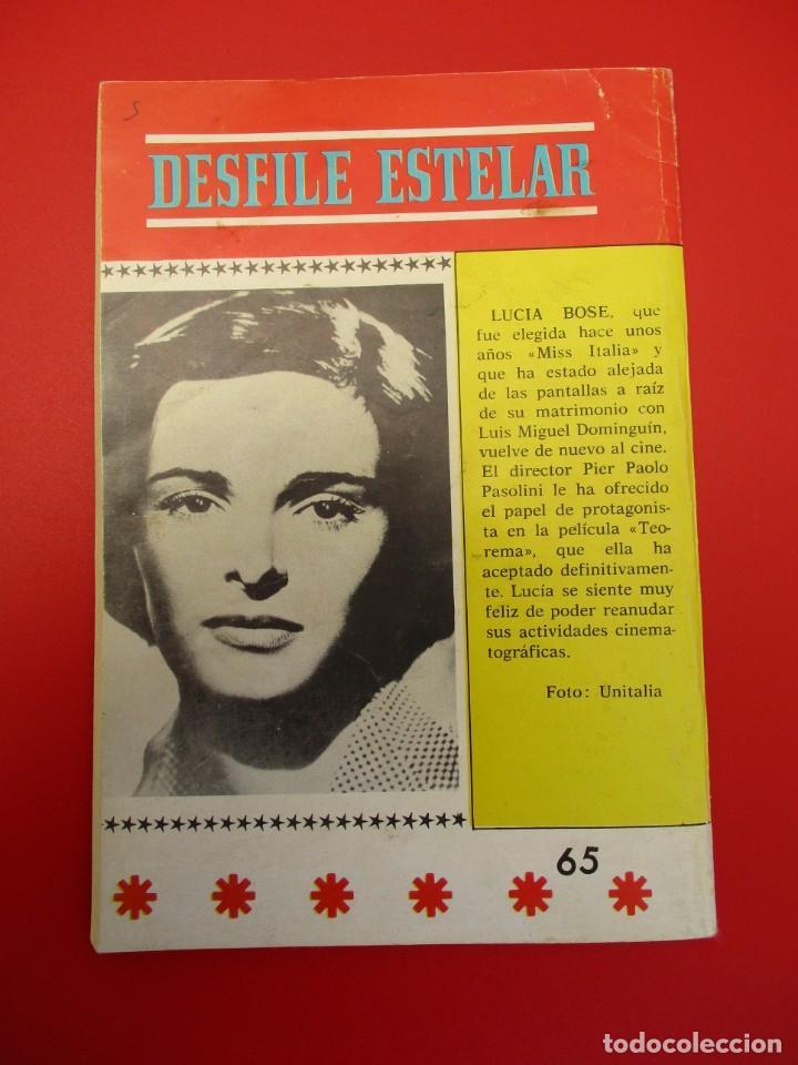 Tebeos: COLOSOS DEL OESTE (1964, FERMA) 65 · 9-VII-1965 · NUEVO MÉJICO. LOS BRAVOS DEL CHAPARRAL - Foto 3 - 254094310