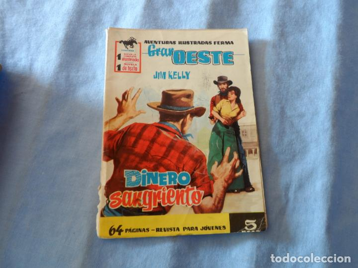 GRAN OESTE Nº 67 EDITORIAL FERMA (Tebeos y Comics - Ferma - Gran Oeste)