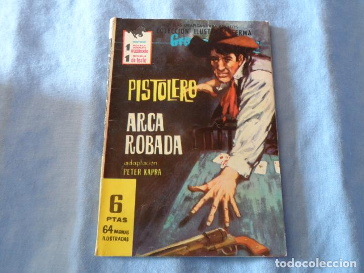GRAN OESTE Nº 142 EDITORIAL FERMA (Tebeos y Comics - Ferma - Gran Oeste)
