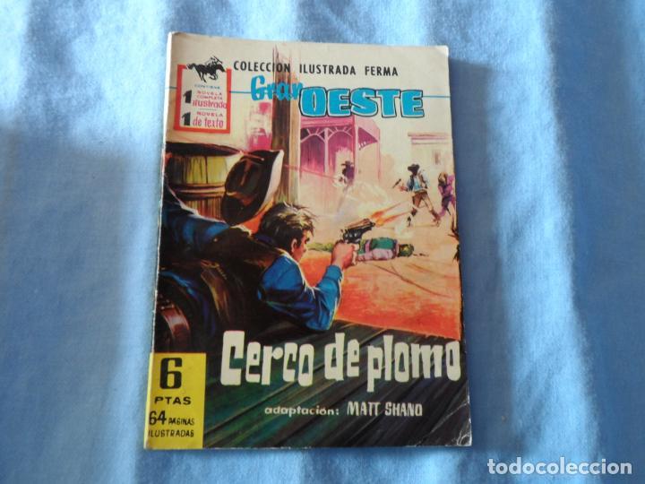 GRAN OESTE Nº 150 EDITORIAL FERMA (Tebeos y Comics - Ferma - Gran Oeste)