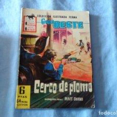 Tebeos: GRAN OESTE Nº 150 EDITORIAL FERMA. Lote 254264370