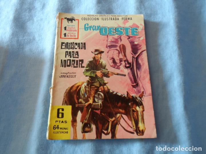 SHERIFF Nº 160 EDITORIAL VILMAR (Tebeos y Comics - Ferma - Gran Oeste)