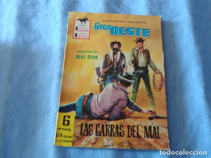 GRAN OESTE Nº 216 EDITORIAL FERMA (Tebeos y Comics - Ferma - Gran Oeste)
