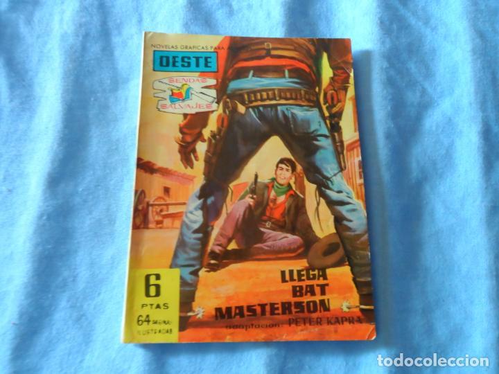 SENDAS SALVAJES Nº 49 EDITORIAL FERMA (Tebeos y Comics - Ferma - Gran Oeste)