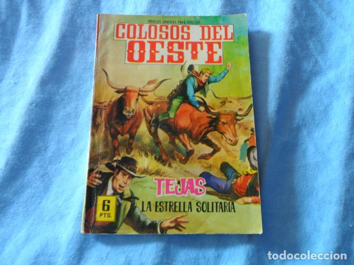 COLOSOS DEL OESTE Nº 58 EDITORIAL FERMA (Tebeos y Comics - Ferma - Colosos de Oeste)