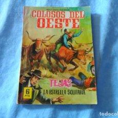 Tebeos: COLOSOS DEL OESTE Nº 58 EDITORIAL FERMA. Lote 254277585