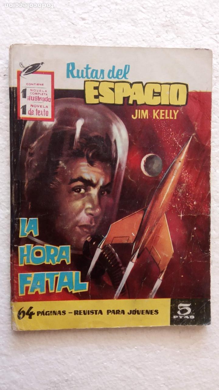 Tebeos: RUTAS DEL ESPACIO FERMA 1959 - 1,2,3,4,5,6,7,9 - MUY BIEN CONSERVADOS, VER FOTOS - Foto 23 - 254322195