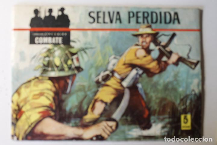 COLECCIÓN COLOR COMBATE, EDITORIAL FERMA 1963, NÚMEROS 1,2,3 Y 4 (Tebeos y Comics - Ferma - Combate)