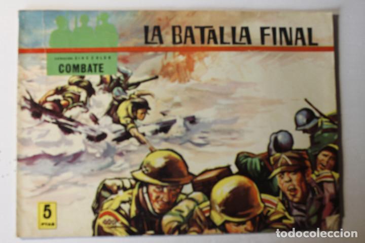 Tebeos: Colección color COMBATE, editorial Ferma 1963, números 1,2,3 y 4 - Foto 4 - 254358535