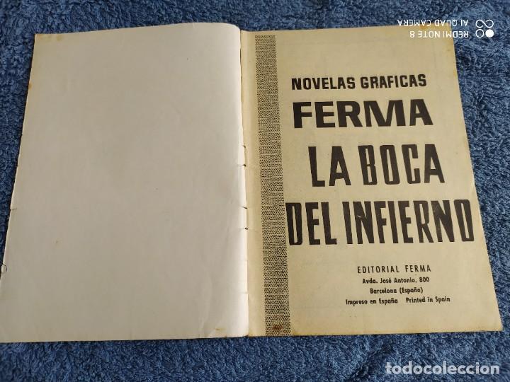 Tebeos: COMBATE EXTRA 6 LA BOCA DEL INFIERNO FERMA - ROMMEL VER FOTOS - Foto 2 - 254825770