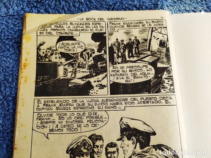 Tebeos: COMBATE EXTRA 6 LA BOCA DEL INFIERNO FERMA - ROMMEL VER FOTOS - Foto 4 - 254825770