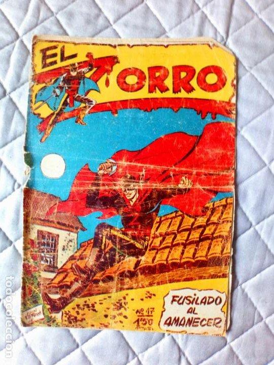 EL ZORRO Nº 17 ORIGINAL FERMA (Tebeos y Comics - Ferma - Otros)