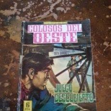 Tebeos: COLOSOS DEL OESTE: JUEGO DESCUBIERTO (BEN BARRET) (ED. FERMA). Lote 255543200