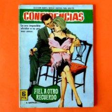 Tebeos: CONFIDENCIAS - Nº 309 - COLECCION DAMITA - NOVELA GRAFICA - 1962 - EDIT FERMA. Lote 255614500