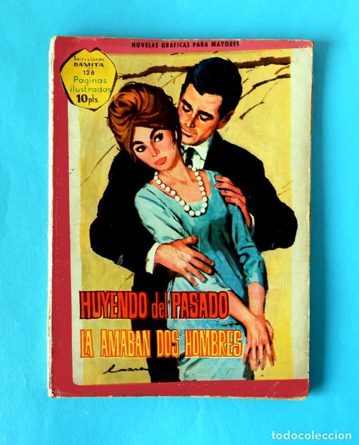 SELECCIONES DAMITA - Nº 19 - NOVELA GRAFICA - 128 PÁGINAS - 1963 - EDITORIAL FERMA (Tebeos y Comics - Ferma - Otros)