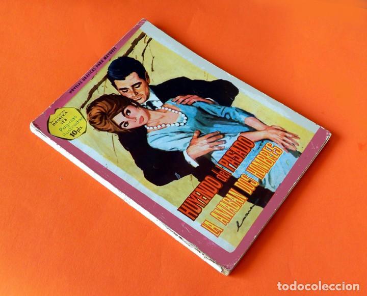Tebeos: SELECCIONES DAMITA - Nº 19 - NOVELA GRAFICA - 128 PÁGINAS - 1963 - EDITORIAL FERMA - Foto 2 - 255631315