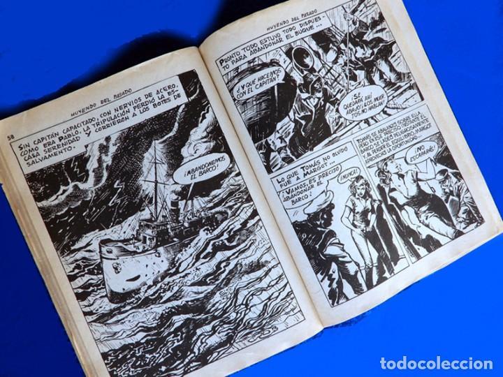 Tebeos: SELECCIONES DAMITA - Nº 19 - NOVELA GRAFICA - 128 PÁGINAS - 1963 - EDITORIAL FERMA - Foto 4 - 255631315