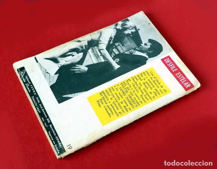 Tebeos: SELECCIONES DAMITA - Nº 19 - NOVELA GRAFICA - 128 PÁGINAS - 1963 - EDITORIAL FERMA - Foto 5 - 255631315