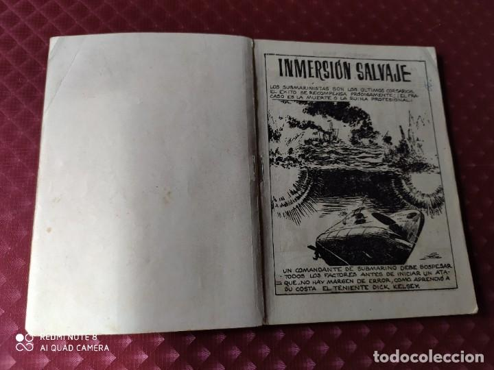 Tebeos: COMBATE 65 INMERSION SALVAJE 64 PAGINAS FERMA - Foto 2 - 257344715