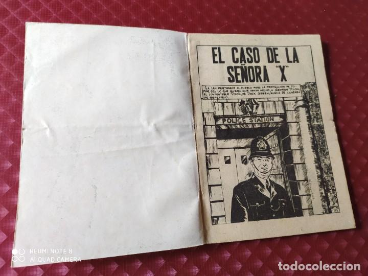 Tebeos: AGENTE SECRETO 18 EL CASO DE LA SEÑORA X MATT SHANO 64 PAGINAS FERMA - Foto 2 - 257346170
