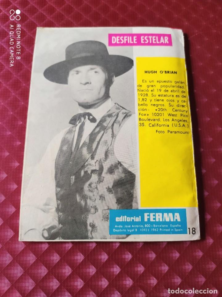 Tebeos: AGENTE SECRETO 18 EL CASO DE LA SEÑORA X MATT SHANO 64 PAGINAS FERMA - Foto 3 - 257346170