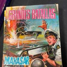 Giornalini: GRANDES BATALLAS MAKASAR LOS BRAVOS DEL MAR. Lote 258243650