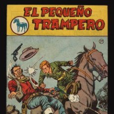Giornalini: EL PEQUEÑO TRAMPERO (1ª SERIE) - FERMA / NÚMERO 27. Lote 260591535