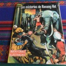 Tebeos: LOS MISTERIOS DE RANANG-VAT. AVENTURAS ILUSTRADAS Nº 2. EDITORIAL FERMA 1967. RÚSTICA.. Lote 260622805