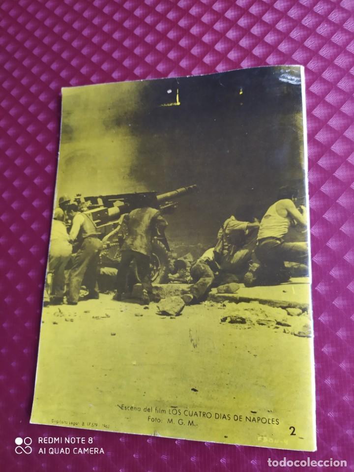 Tebeos: COMBATE EXTRA Nº 2 EL DEMONIO DEL MAR 1963 FERMA MUY BUEN ESTADO - Foto 5 - 260773970