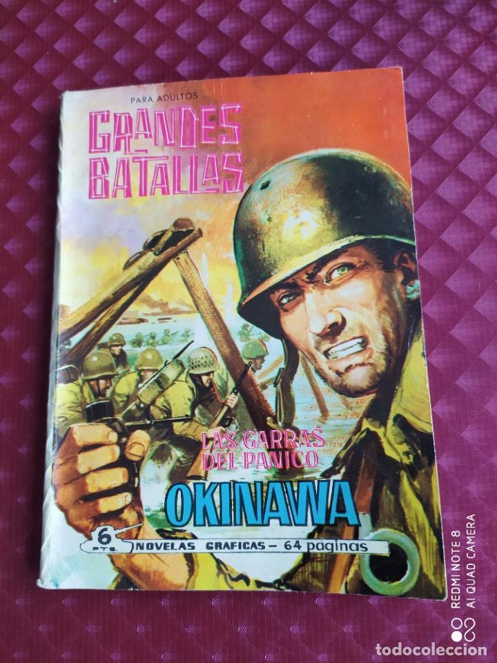 GRANDES BATALLAS 32 OKINAWA 1963 FERMA (Tebeos y Comics - Ferma - Otros)