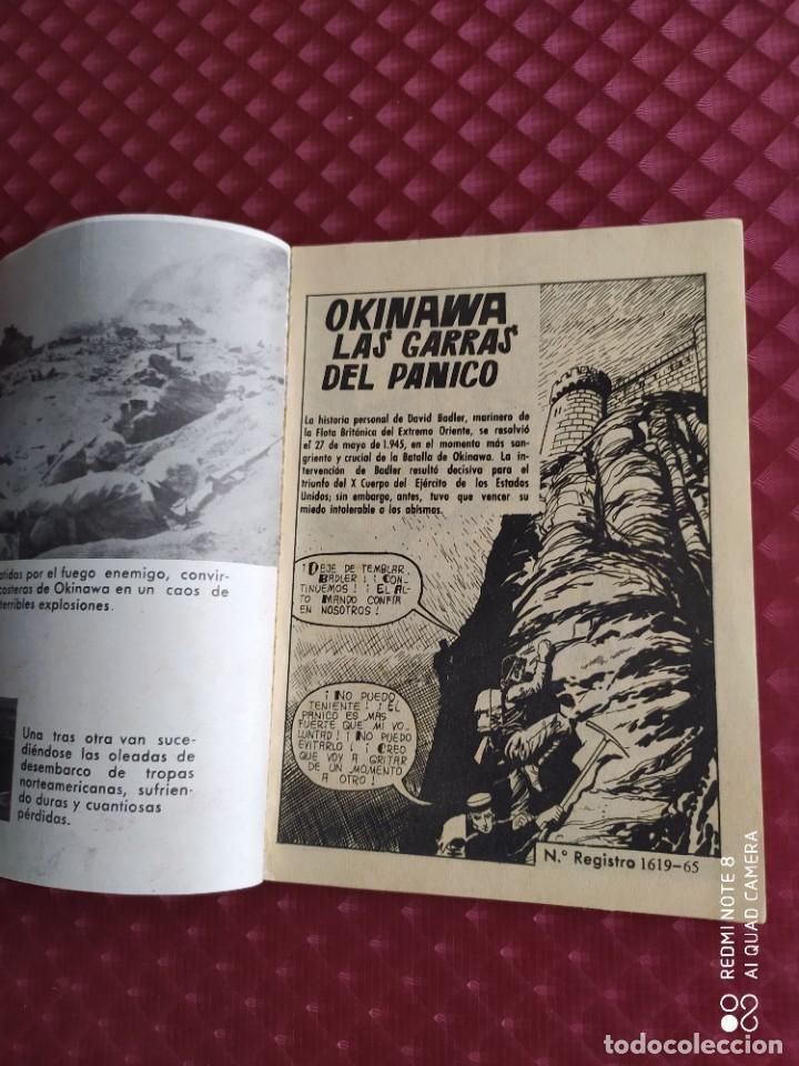 Tebeos: GRANDES BATALLAS 32 OKINAWA 1963 FERMA - Foto 2 - 260774450