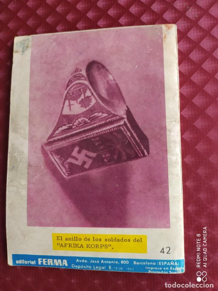 Tebeos: GRANDES BATALLAS 42 MOGADISCIO 1965 FERMA - Foto 3 - 260774785