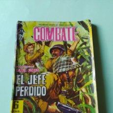 Tebeos: COMBATE 105 FERMA EL JEFE PERDIDO. Lote 261144725