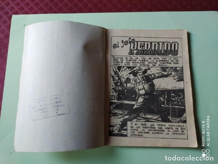 Tebeos: COMBATE 105 FERMA EL JEFE PERDIDO - Foto 2 - 261144725