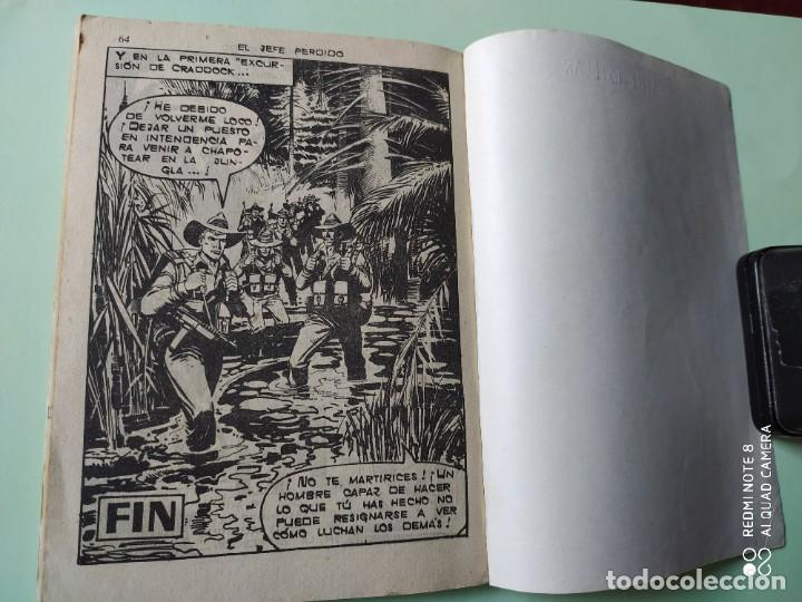 Tebeos: COMBATE 105 FERMA EL JEFE PERDIDO - Foto 3 - 261144725