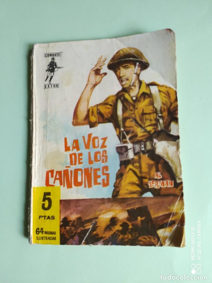 COMBATE EXTRA FERMA Nº 5 LA VOZ DE LOS CAÑONES (Tebeos y Comics - Ferma - Combate)