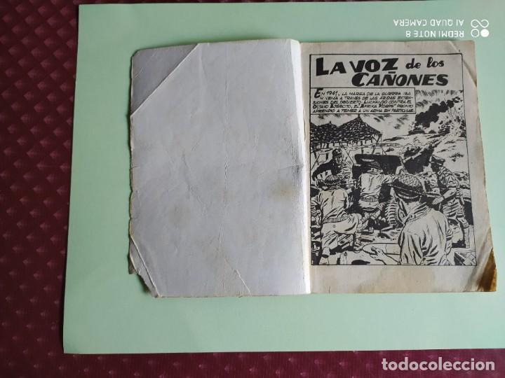 Tebeos: COMBATE EXTRA FERMA Nº 5 LA VOZ DE LOS CAÑONES - Foto 2 - 261145135