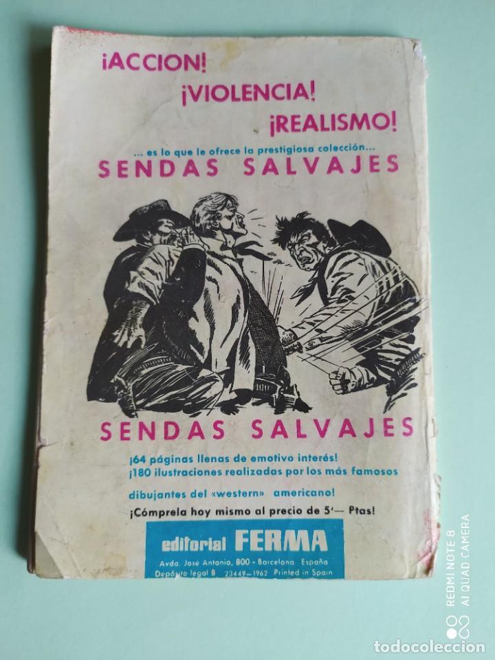 Tebeos: COMBATE EXTRA FERMA Nº 5 LA VOZ DE LOS CAÑONES - Foto 5 - 261145135
