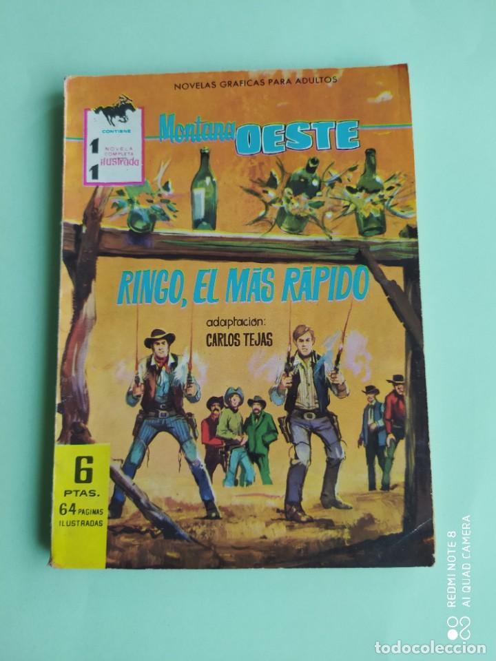 MONTAÑA OESTE 245 FERMA 1962 BUEN ESTADO CON ZINA BETHUNE (Tebeos y Comics - Ferma - Otros)