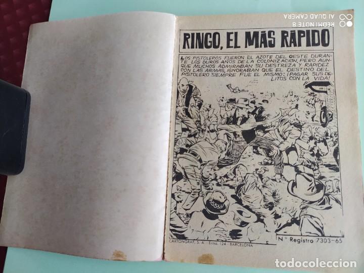 Tebeos: MONTAÑA OESTE 245 FERMA 1962 BUEN ESTADO CON ZINA BETHUNE - Foto 2 - 261302365