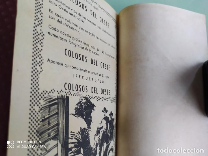 Tebeos: MONTAÑA OESTE 245 FERMA 1962 BUEN ESTADO CON ZINA BETHUNE - Foto 3 - 261302365