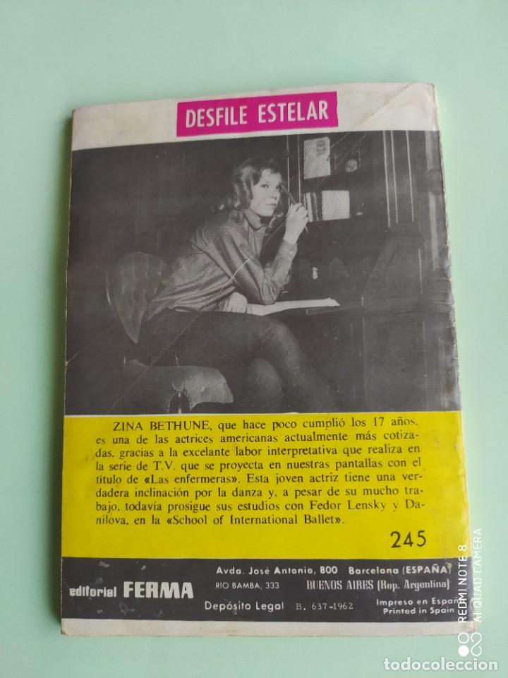 Tebeos: MONTAÑA OESTE 245 FERMA 1962 BUEN ESTADO CON ZINA BETHUNE - Foto 4 - 261302365